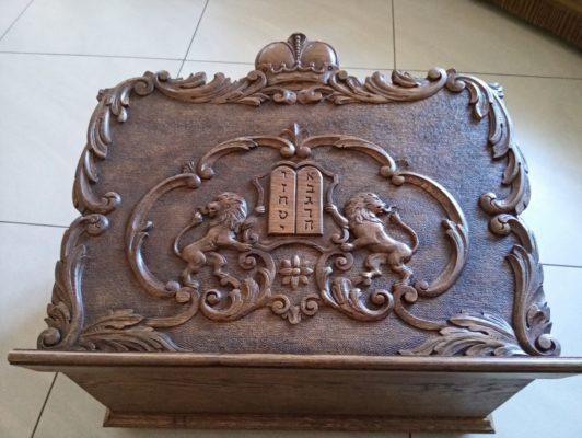 Pracownia Rzeźbiarska Besaleel - Arka do Tory