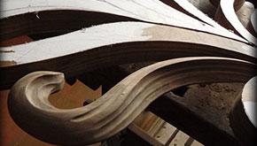 Pracownia Rzeźbiarska Besaleel - Balustrady