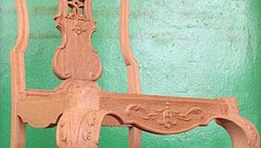 Pracownia Rzeźbiarska Besaleel - Krzesło angielskie