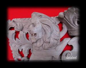 Pracownia Rzeźbiarska Besaleel - Herb