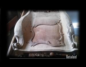 Pracownia Rzeźbiarska Besaleel - Komoda barokowa