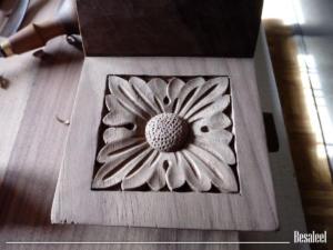 Pracownia Rzeźbiarska Besaleel - Konsola irama