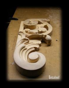 Pracownia Rzeźbiarska Besaleel - Uszak