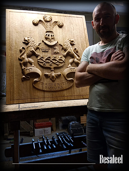 Pracownia Rzeźbiarska Besaleel - Marcin Boczek