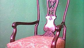 Pracownia Rzeźbiarska Besaleel - Fotel angielski