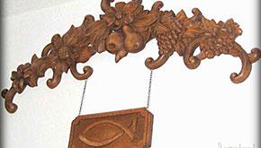 Pracownia Rzeźbiarska Besaleel - Girlandy