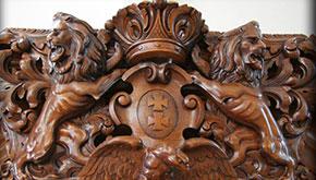 Pracownia Rzeźbiarska Besaleel - Herby