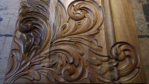 Pracownia Rzeźbiarska Besaleel - Płycina Akant