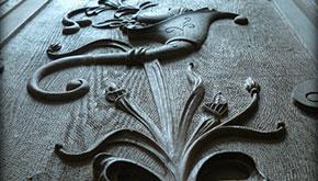 Pracownia Rzeźbiarska Besaleel - Płyciny kuchenne