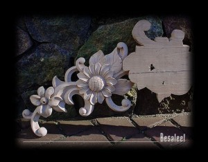 Pracownia Rzeźbiarska Besaleel - Girlanda