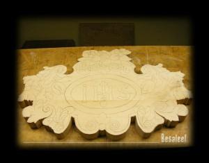 Pracownia Rzeźbiarska Besaleel - Kartusz