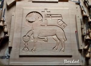 Pracownia Rzeźbiarska Besaleel - Ołtarz