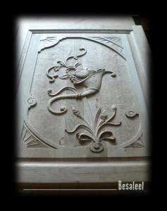 Pracownia Rzeźbiarska Besaleel - Płycina kuchenna
