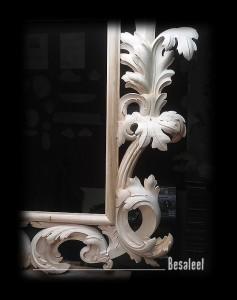 Pracownia Rzeźbiarska Besaleel - Rama rzymska